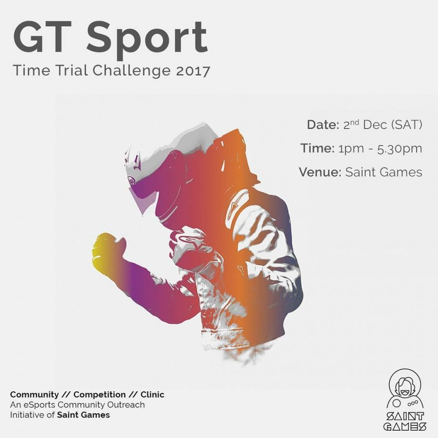 GT Sport Time Trial Challenge 2017 @ Saint Games