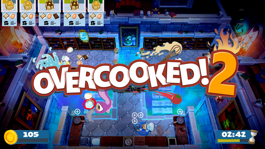 Yay! Overcooked 2 announced for this August!